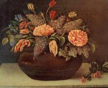Şeker Ahmet Paşa - Çiçekler